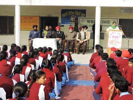 Legal Awareness Programme