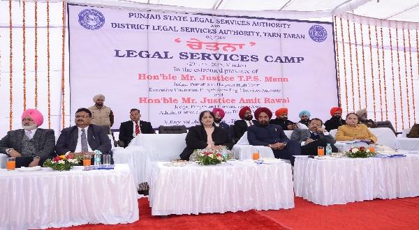 Hon'ble Mr. Justice T.P.S. Mann, Judge, Punjab & Haryana